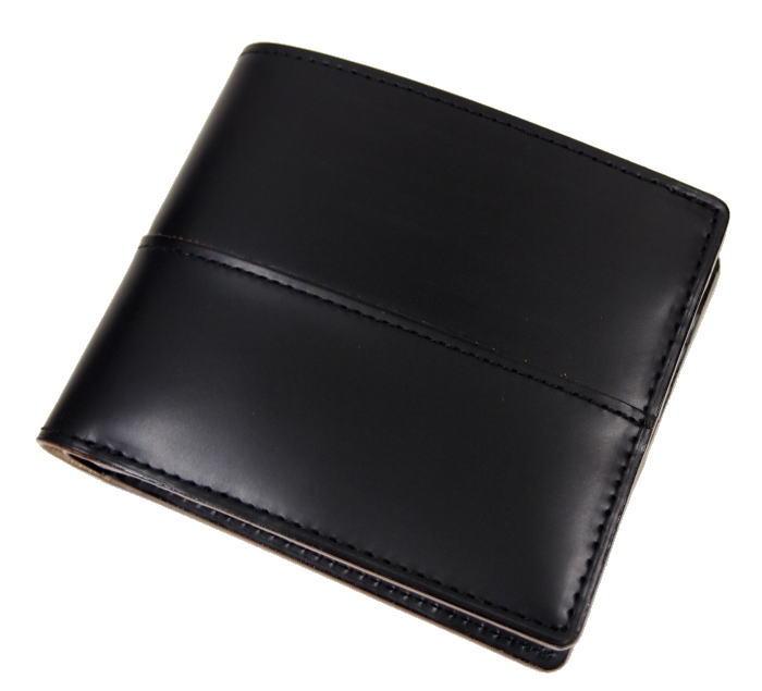 コンプレックスガーデンズ枯淡(コタン)二つ折り財布 小銭入れなし