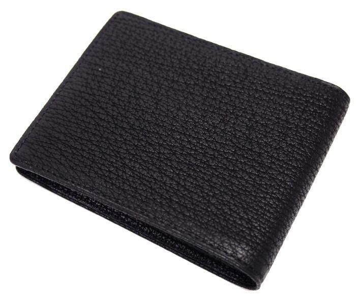 Luggage Aoki 1894シャーク財布シリーズメンズ二つ折り財布小銭入れなし