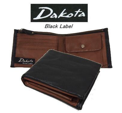 Dakotaダコタ・バルバロ 二つ折り財布