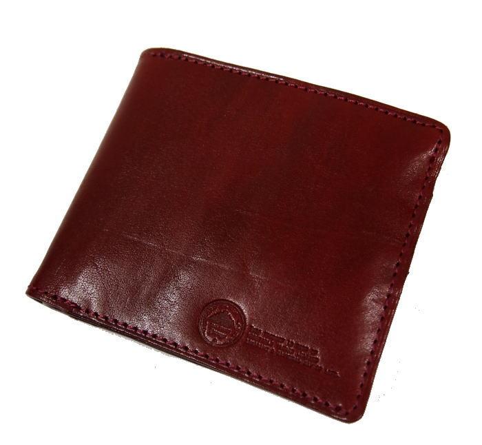 Dakota Black Labelダコタ ステファノ二つ折り財布 ファスナー式小銭入れ付き