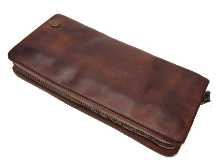 Dakotaダコタ ベルクラウンド式長財布