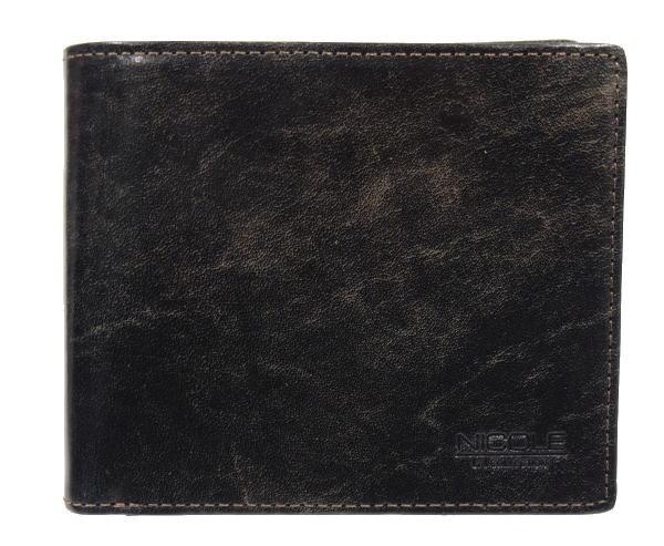 NICOLE(ニコル)インドラ二つ折り財布
