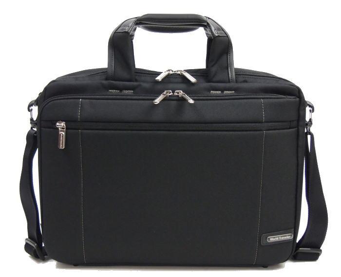 rワールドトラベラー アイオン2wayビジネスバッグ 1気室A4サイズ