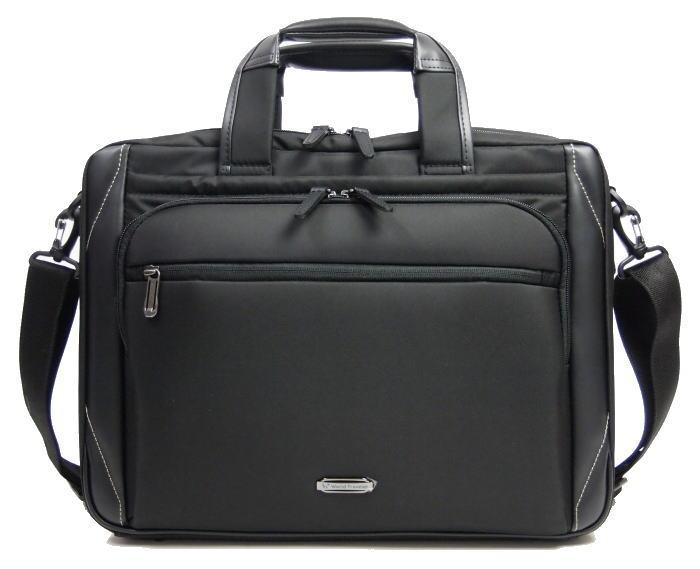 ワールドトラベラー・カルデア2wayビジネスバッグ 1気室A4ファイルサイズ