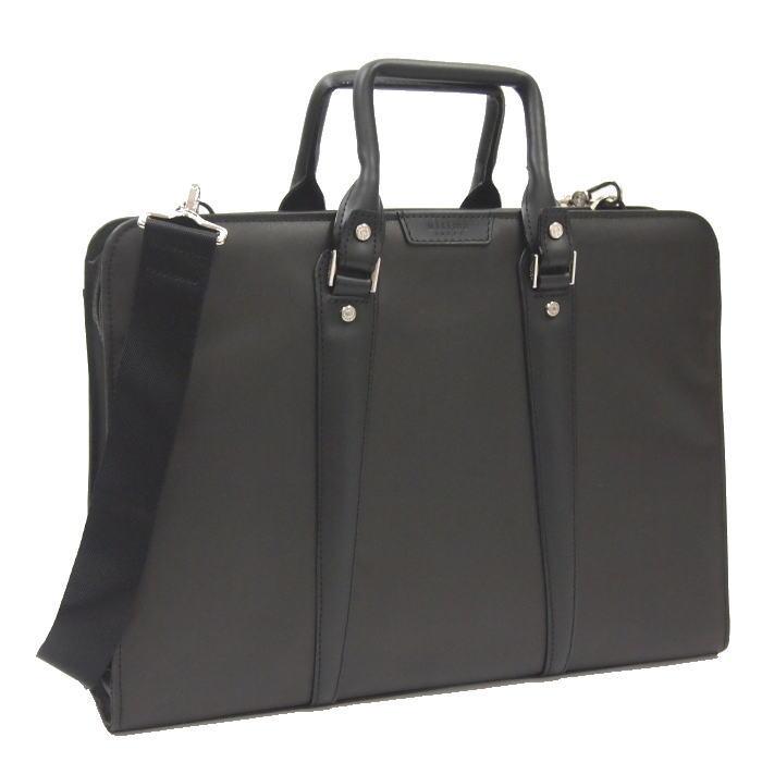ultimaウルティマ レナート51012ビジネスバッグ A4ファイルサイズ3方ファスナー開閉タイプ