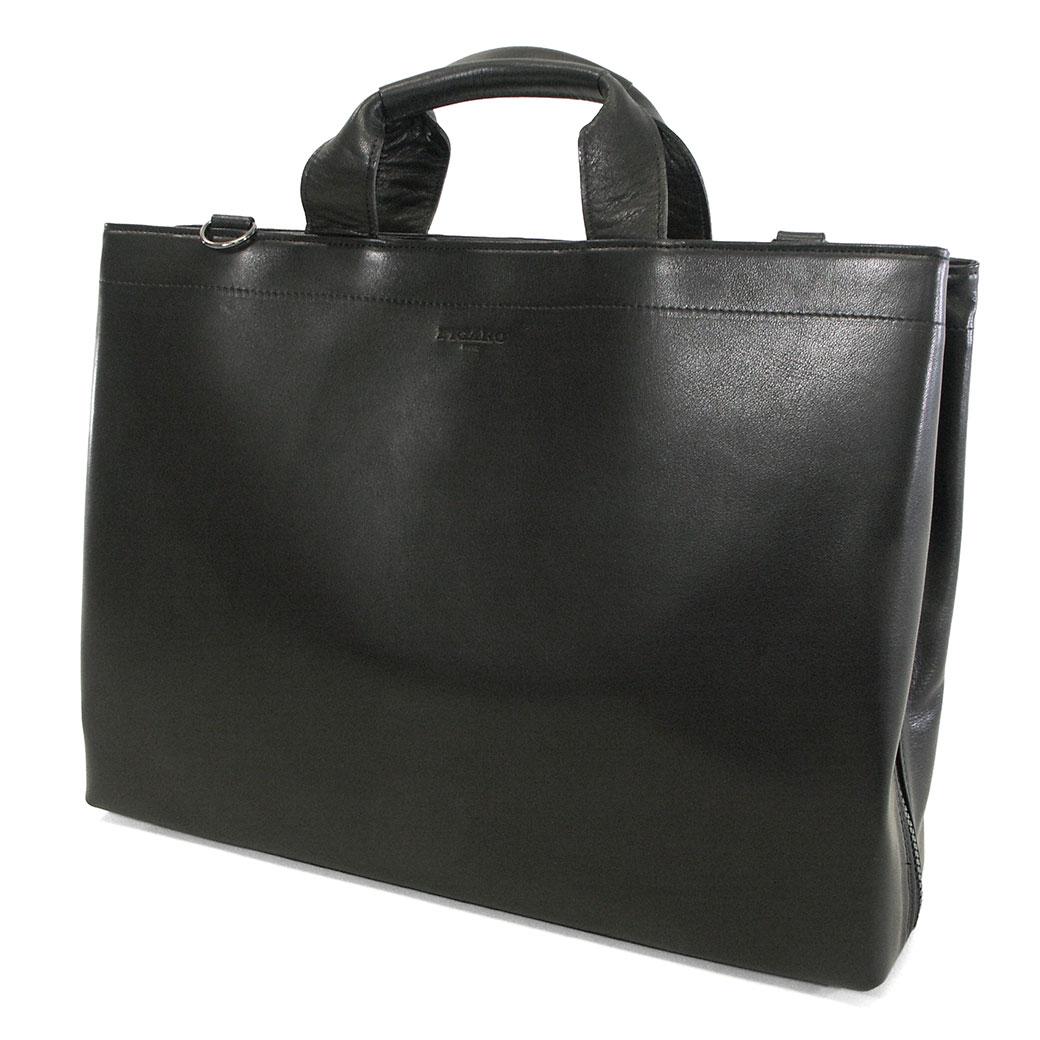 ブリーフケース ビジネスバッグ メンズ 軽量 FIGARO フィガロ Bis ビス 本革 レザー 牛革 2WAY 3ルーム B4 横型 ショルダーバッグ ショルダー付 日本製 バッグ メンズバッグ ブランド プレゼント 通勤バッグ 送料無料 business bag men's