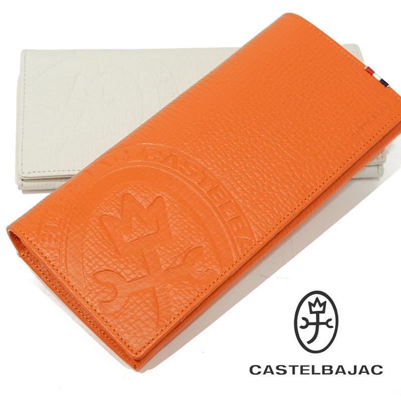 カステルバジャック CASTELBAJAC ピッコロ メンズ 長財布 フラップ 本革 牛革 レザー 022616 ブランド