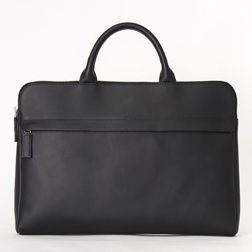[TRION SA112 BLACK]ビジネスバッグ ブリーフケース A4サイズ対応 トライオン ブラック DOCUMENT ドキュメントケース グローブレザー 革 本革 ブランド メンズ 送料無料【父の日 プレゼント 実用的 父の日ギフト】
