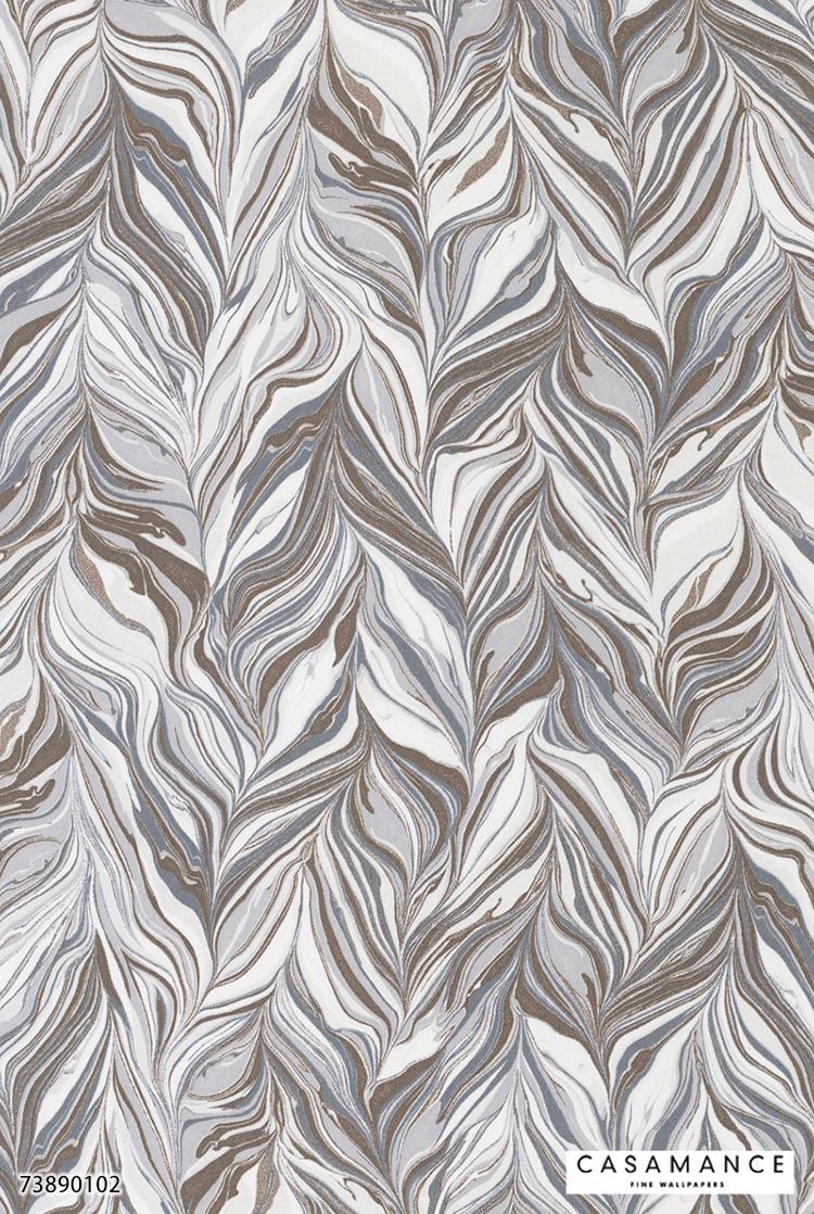 日本人気超絶の 不織布 のりなし クロス フランス製 マーブル 送料