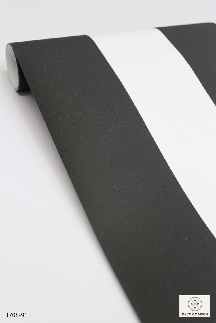 在庫一掃 不織布 のりなし クロス スウェーデン製 ストライプ 送料