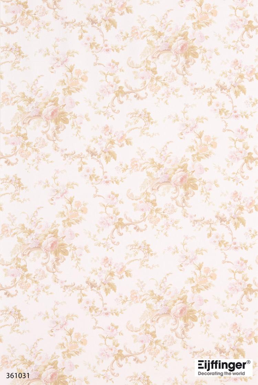 楽天市場 送料無料 輸入壁紙 花柄 オランダ製 クロス のりなし 塩化ビニール 壁紙 ヨーロッパ Eijffinger アイフィンガー 52cm 10m ロール 全2色 すぐ届く 国内在庫品 カベコレ 壁紙コレクション