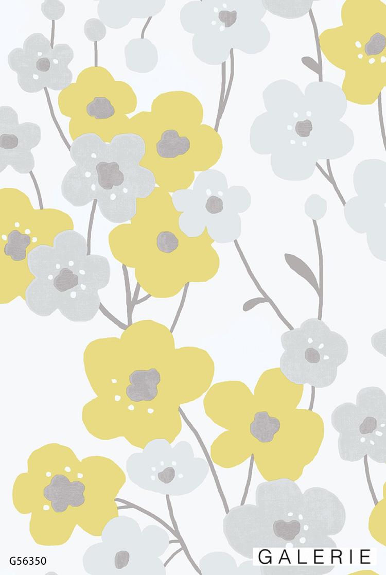 古典 花柄 送料無料 輸入壁紙 イギリス製 全3色 すぐ届く 国内在庫品 Galerie ギャラリー 53cm 10m ロール G ヨーロッパ 壁紙 フリース 不織布 のりなし クロス 壁紙 Onlineinfo Caldwell Edu