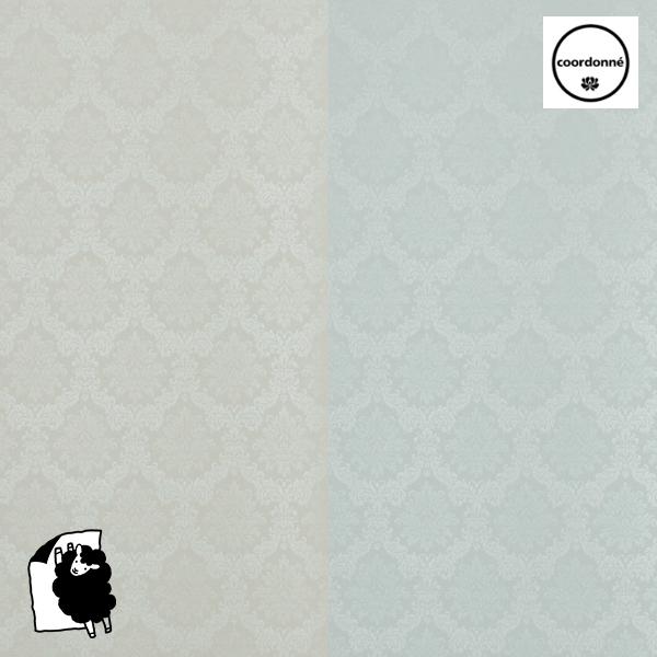 【送料無料】輸入壁紙 のりなし壁紙/クロスTECIDO(テシード)/UTOPIA 4coordonne (コルドネ)235C01/235C03(1本単位での販売)リフォーム/張替/セルフ/簡単/インポート/DIY/ウォールペーパー/アクセント【国内在庫品】