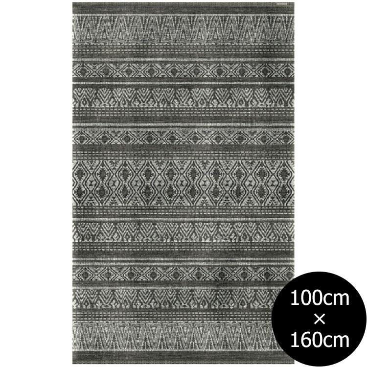 Beija Flor / ベイジャ・フロール ビニールマット キッチンマット 玄関マット Flatwoven Af2 (100×160