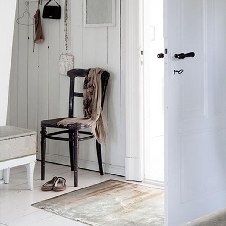 Beija Flor / ベイジャ・フロール ビニールマット キッチンマット 玄関マット RAW Flooring Rust - RF-R1(80×200