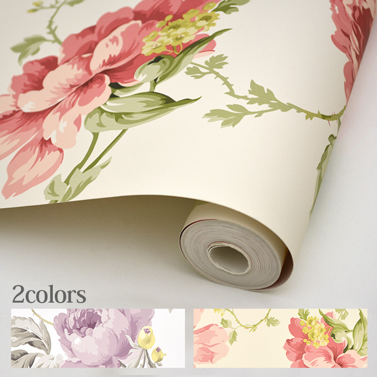 LAURA ASHLEY WALLPAPER COLLECTION By UK Peony Garden