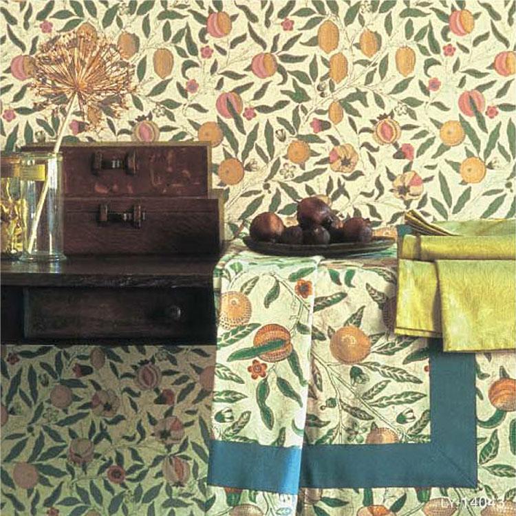 輸入壁紙 英国製 MORRIS&Co. / モリス(1ロール(52cm×10m)単位で販売)紙系 【国内在庫】LY-14043