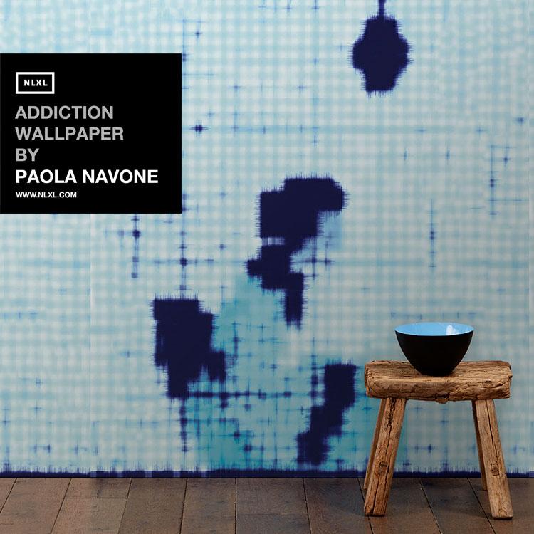 輸入壁紙 オランダ製 NLXL / ADDICTION WALLPAPER BY PAOLA NAVONE / PNO-06 【3パネルセット】(1セット(146.1cm×330cm)単位で販売)フリース(不織布)【海外取り寄せ商品】