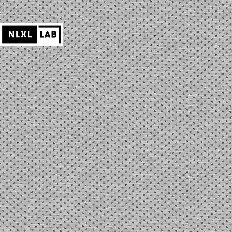 輸入壁紙 オランダ製 NLXL / NLXL LAB PARTICLES WALLPAPER BY TRULY TRULY / TTY-02 GREYエヌエルエックスエル・ラボ(1ロール(48.7cm×9m)単位で販売)フリース(不織布)【海外取り寄せ商品】