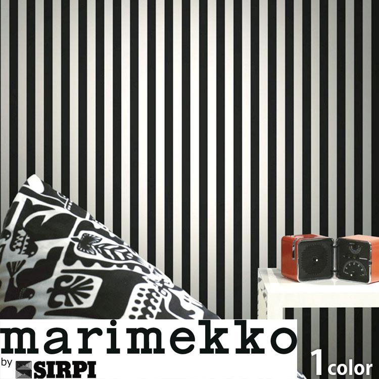 マリメッコ 壁紙 marimekko KORSI/130491ロール(70cm×10m)単位で販売フリース壁紙(不織布)