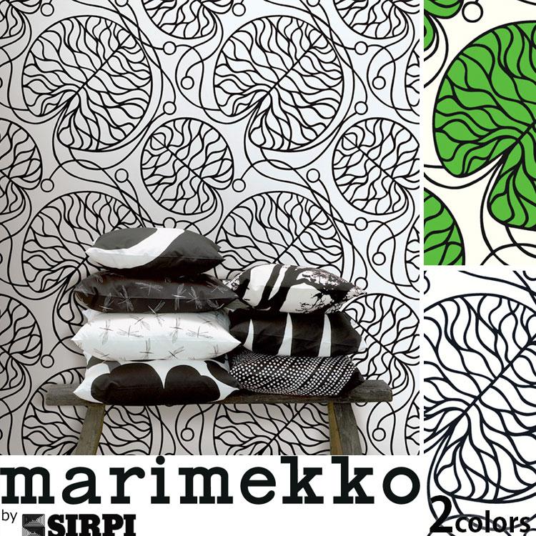 マリメッコ 壁紙 marimekko BOTTNA/14130 14131 1ロール(70cm×10m)単位で販売 フリース壁紙(不織布) 壁紙屋本舗