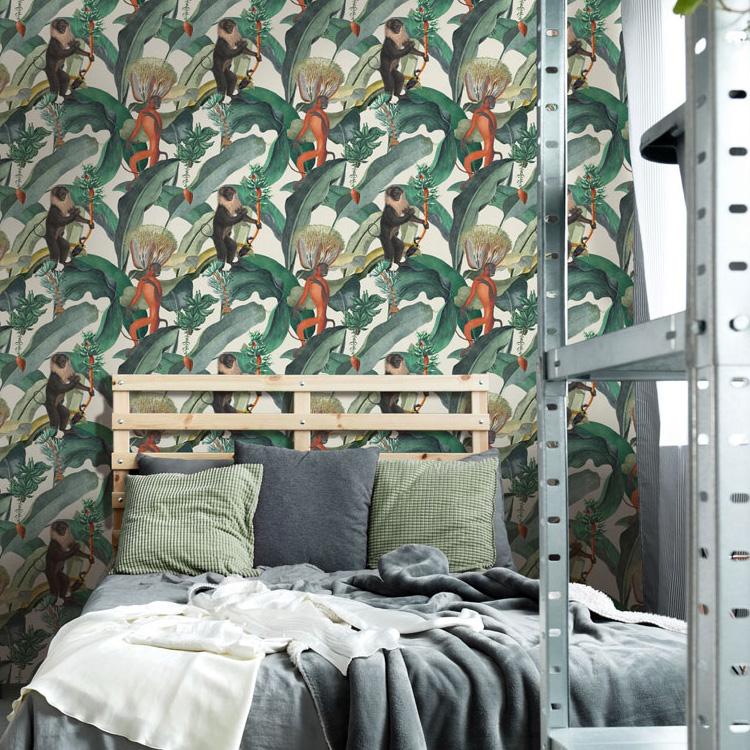 輸入壁紙マインド・ザ・ギャップ WP20155フリース(不織布)(巾156cm×高さ3m 3パネル 1セット単位で販売)