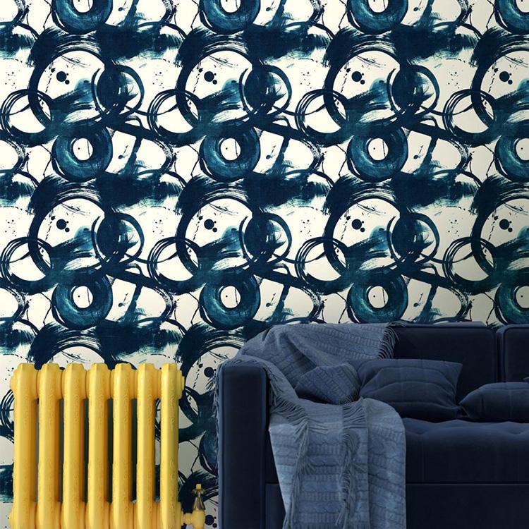 輸入壁紙マインド・ザ・ギャップ WP20183フリース(不織布)(巾156cm×高さ3m 3パネル 1セット単位で販売)