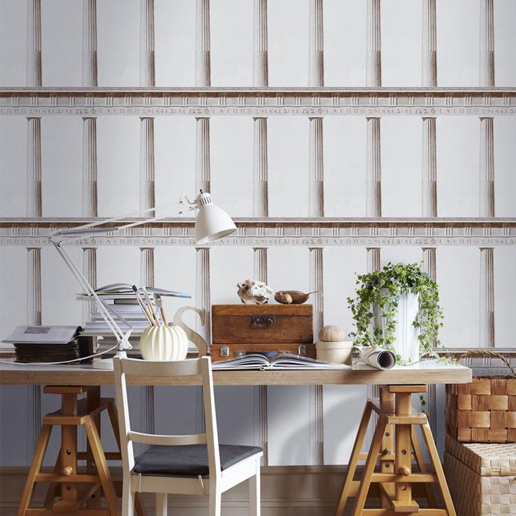 輸入壁紙 マインド・ザ・ギャップ WP20211 フリース(不織布)(巾156cm×高さ3m 3パネル 1セット単位で販売) 壁紙屋本舗