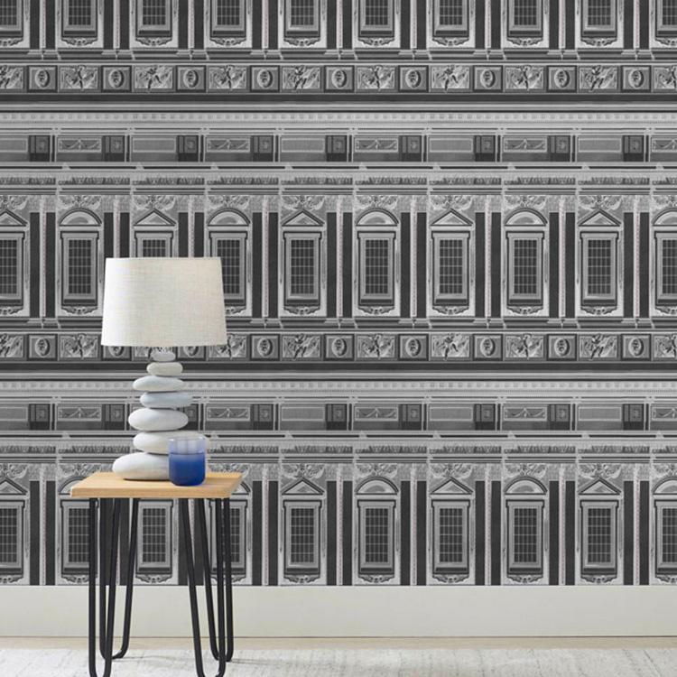 輸入壁紙マインド・ザ・ギャップ WP20224フリース(不織布)(巾156cm×高さ3m 3パネル 1セット単位で販売)