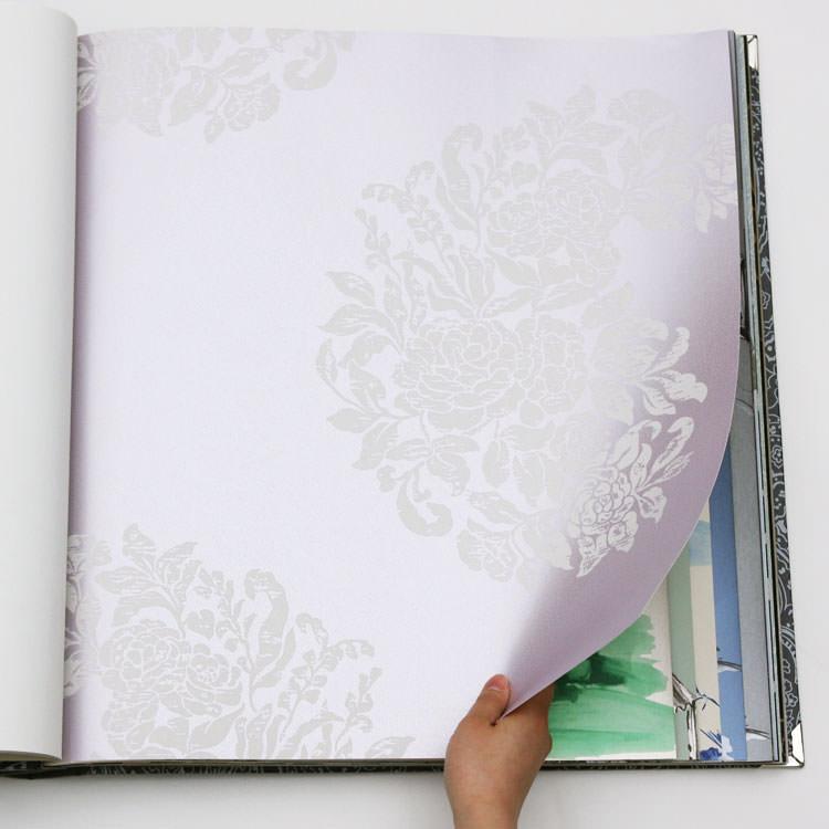 【海外取寄せ商品16日~30日以内に発送】輸入壁紙 イギリス製・POMPADOUR 紙系壁紙 (1ロール(10m)単位で販売) 品番:W 6010 05 壁紙屋本舗