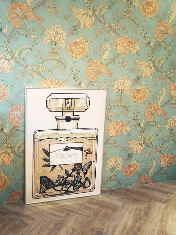 【10%OFFクーポン配布中!5/31まで】輸入壁紙 アメリカ製 WALLQUEST / ウォールクエスト (1ロール(52cm×10m)単位で販売)(紙製壁紙)