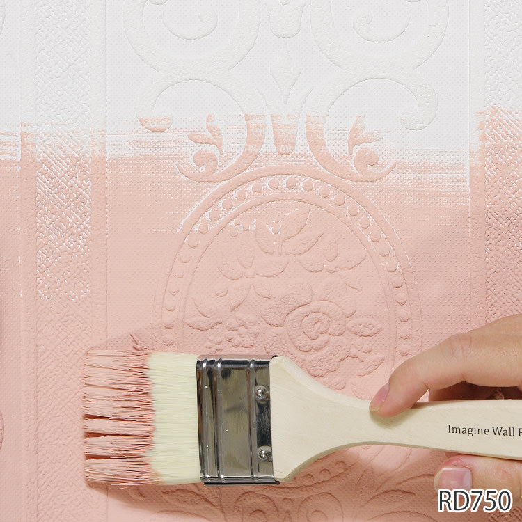 Import British Made Anaglypta Wallpaper Paint Undercoat CWV Sold In Units Of 1 Roll 53 Cm X 10 M Chloride Vinyl