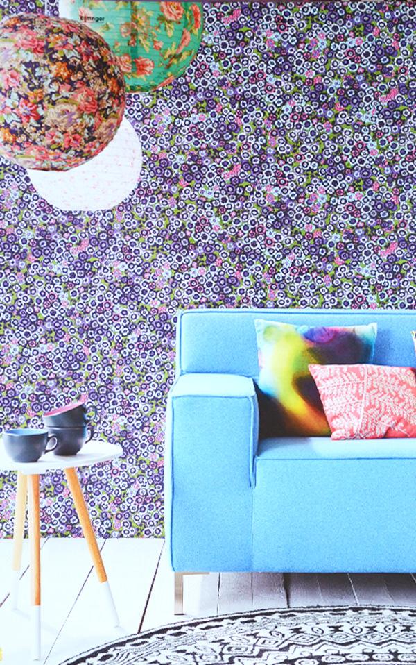 はってはがせる輸入壁紙 オランダ製 アイフィンガー Imported Wallpaper1ロール(52cm×10m)単位で販売フリース壁紙(不織布)