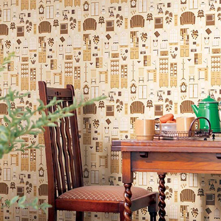 Wallpaper Adhesive Cross Familia Pop Furniture Raw Paste With Wallpapers Sangetsu FE 4010 1 M Units Sold Type Corporation Name Receipt