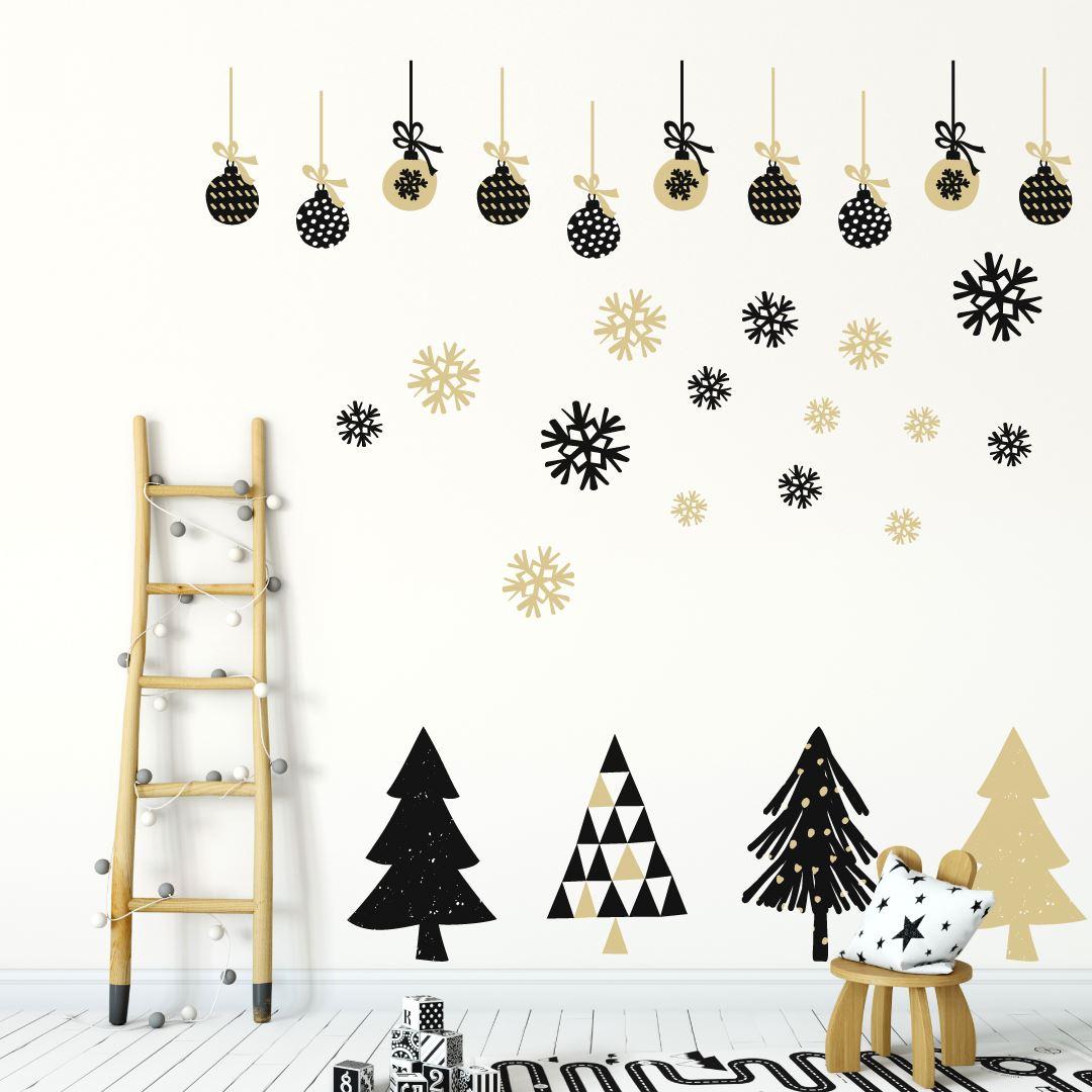 クリスマスに おしゃれなウォールステッカーのおすすめランキング 1ページ gランキング