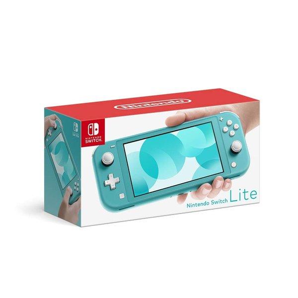 新品 アウトレット 訳あり特価(箱痛み) Nintendo Switch Lite ターコイズ 任天堂スイッチ