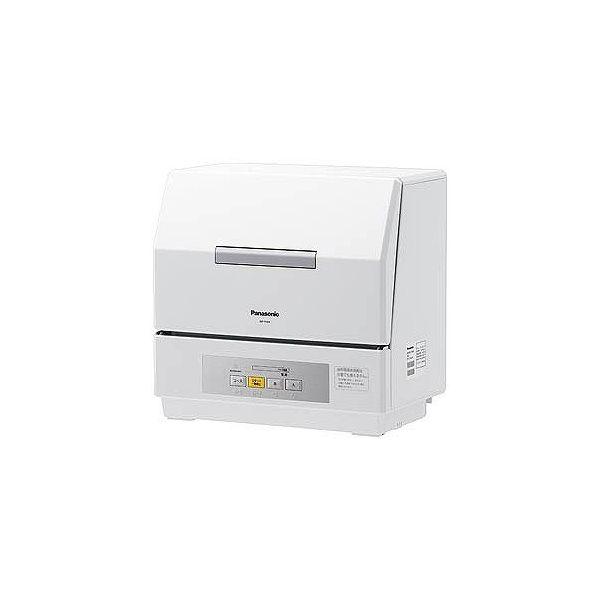 新品 アウトレット 訳あり特価(箱痛み)NP-TCR4-W パナソニック 食器洗い乾燥機 プチ食洗 ホワイト NP-TCR4