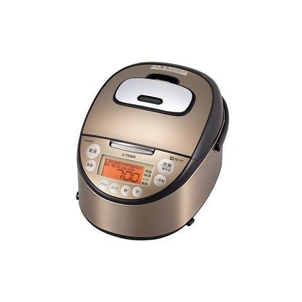 新品 アウトレット 訳あり特価(箱痛み) JKT-J102TP タイガー IH炊飯ジャー(5.5合炊き) パールブラウンTIGER 炊きたて tacook JKT-J102