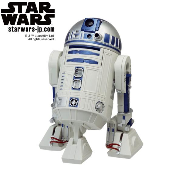 【スターウォーズ R2-D2 目覚まし デジタル】 スターウォーズ STAR WARS R2-D2 8ZDA21BZ03 ディズニー デジタル めざまし 時計 アクション メロディ 【Disneyzone】【新生活 卒業 入学 祝】