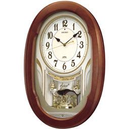 【からくり時計 掛け時計 電波時計 クロック メロディ】 AM234H セイコー SEIKO 【30%OFF】【お取り寄せ】 【景品 ギフト お中元】【新生活 応援】