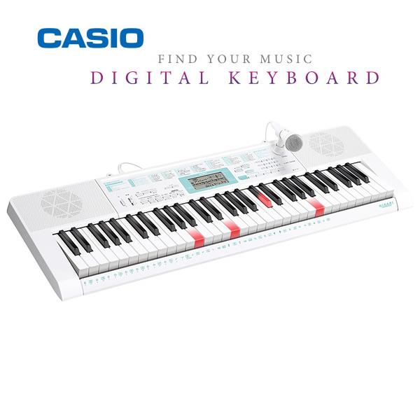 【店頭展示品】【訳あり】【特典付き】 CASIO LK-128 カシオ 光ナビゲーションキーボード CASIO キーボード 61ピアノ形状鍵盤、光鍵盤 【H・I・K・A・R・I / NAVIGATION】【バレンタイン お祝い】