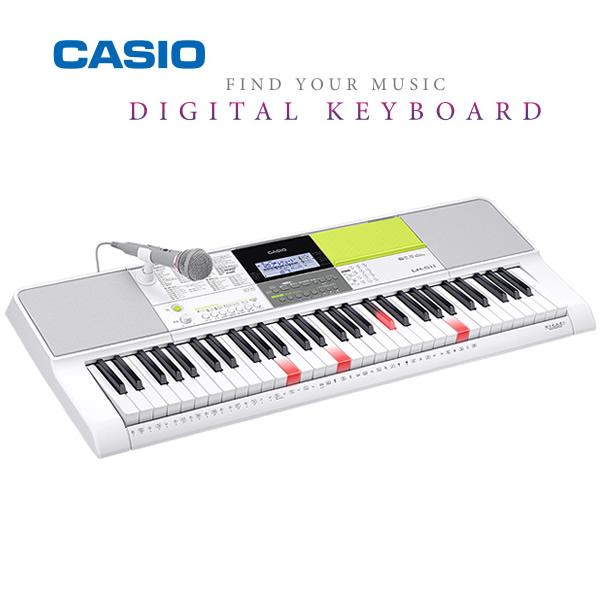 【在庫あり】 CASIO LK-511 カシオ 光ナビゲーションキーボード CASIO キーボード 61ピアノ形状鍵盤、光鍵盤 【H・I・K・A・R・I / NAVIGATION】【景品 ギフト お歳暮】