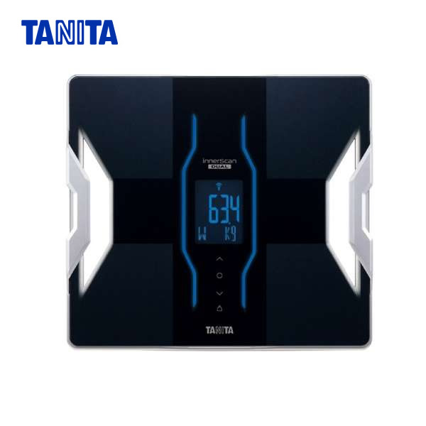 【お取り寄せ】 TANITA RD-908-BK ブラック タニタ 体組成計 デュアルタイプ体組成計 インナースキャンデュアル 【ヘルスケア】 Bluetooth通信でスマートフォンと連携、測定結果管理 [TANITA][タニタ 筋質]【令和 父の日 感謝 祝】