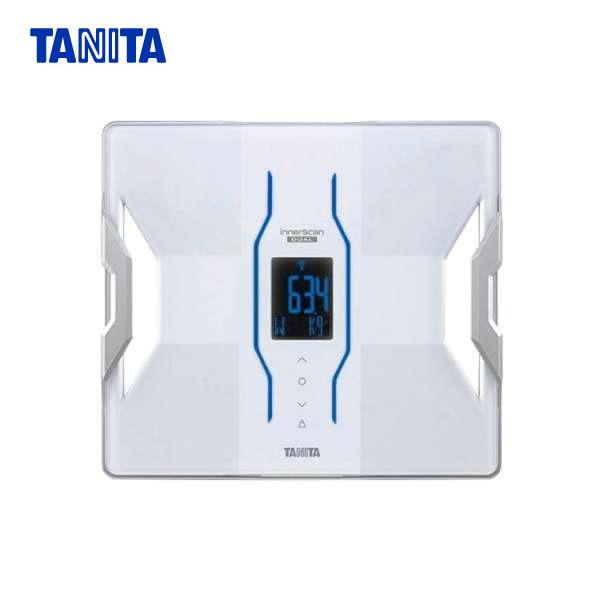 【お取り寄せ】 TANITA RD-909-WH ホワイト タニタ 体組成計 デュアルタイプ体組成計 インナースキャンデュアル 【ヘルスケア】 Bluetooth通信でスマートフォンと連携、測定結果管理 [TANITA][タニタ 筋質]【新生活 卒業 入学 祝】
