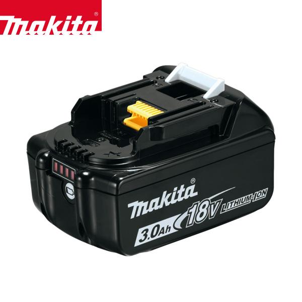 【お取り寄せ】マキタ makita BL1830B A-60442 バッテリ 3.0Ah 18V 単体 【マキタ】【バッテリ】【景品 ギフト お歳暮】
