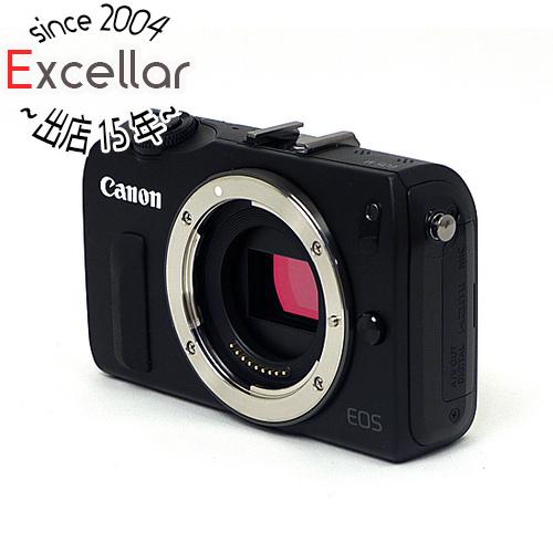 【中古】Canon製 デジタル一眼カメラ EOS M ボディ