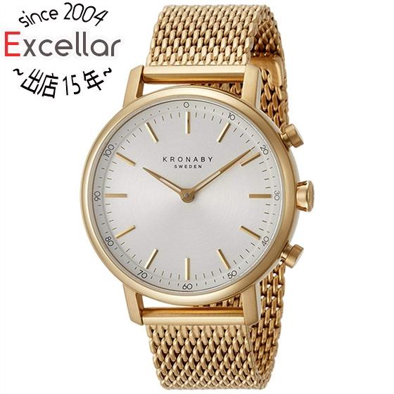 【キャッシュレスで5%還元】KRONABY 腕時計 コネクトウォッチ CARAT A1000-1916