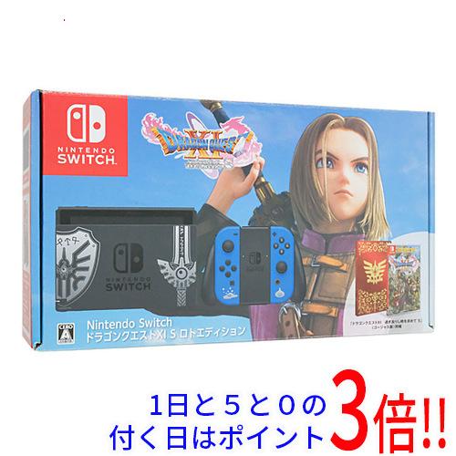 【キャッシュレスで5%還元】任天堂 Nintendo Switch ドラゴンクエストXI S ロトエディション HAD-S-KBAEA