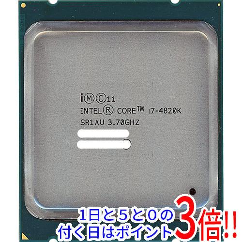 【中古】Core i7 4820K 3.7GHz LGA2011 SR1AU