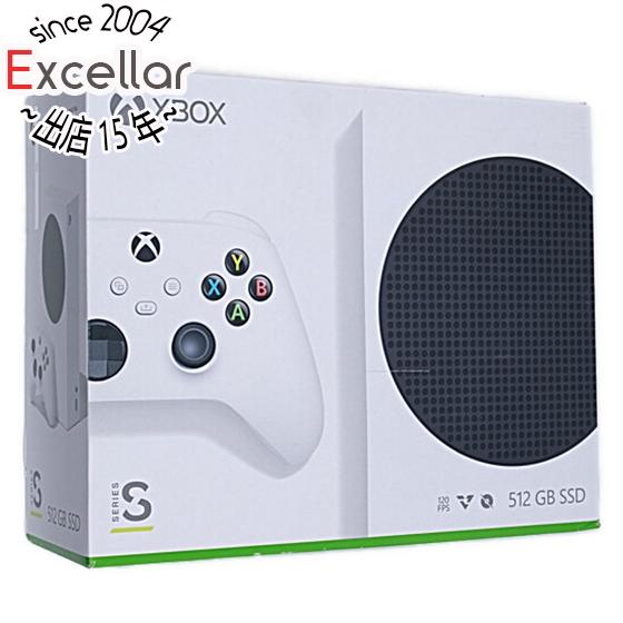 Microsoft Xbox Series S 512GB RRS-00015